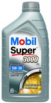Mobil Super™ 3000 X1 F-FE 5W-30